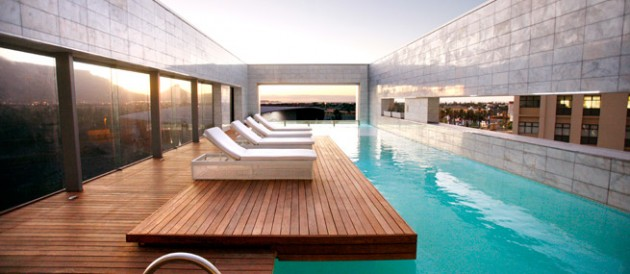 Life Day Spa Cape Town Pool
