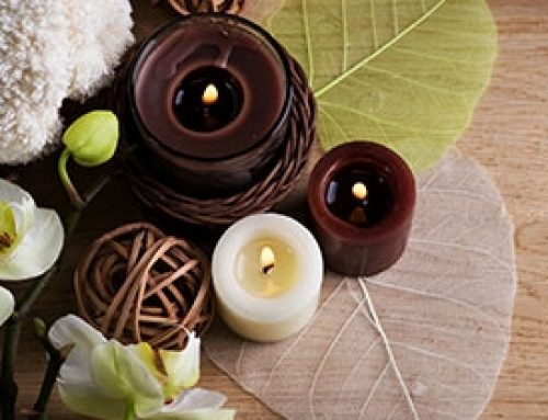 Luxury Candle Massage