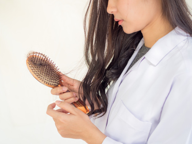 Why admitting you are suffering with hair loss is the first step
